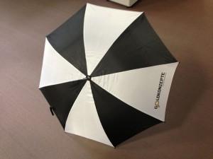 Regenschirm als Werbeartikel